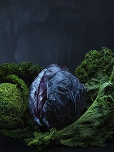 Charlie Drevstam — Cabbage #drevstam #charlie #photography #food