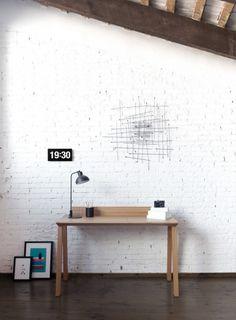 Ernest by Borja García #modern #design #minimalism #minimal #leibal #minimalist