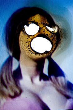 Slide Destruction by Jaymes Sinclair   Art Sponge #jaymes #projection #sponge #destruction #photography #art #sinclair