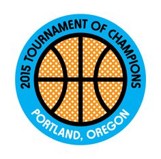 Logo for a local hoops tourney.