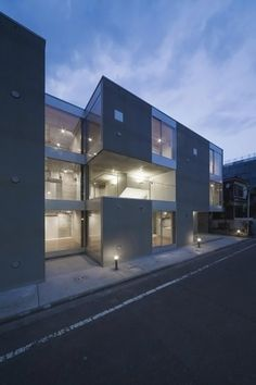 ICU architects office: kok #architecture