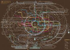 ZEROPERZERO #zeroperzero #map #subway #tokyo #railway
