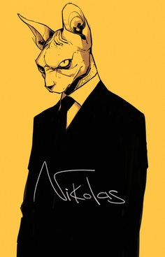 Nikolas by Nikolaspascal