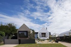 Jackson Clements Burrows #houses #seaview
