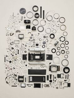 GraphicHug™ – Everybody Needs a Hug » Todd Mclellan #objects #deconstructed