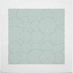 #495 Garden – A new minimal geometric composition each day