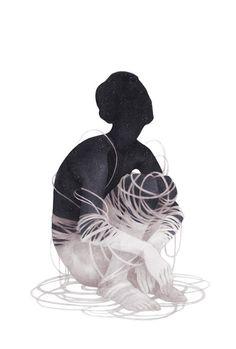 Illustrations by Ashley Mackenzie | Inspiration Grid | Design Inspiration