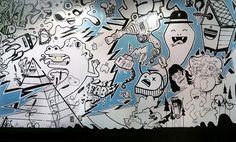 Joshua Wills : Art Direction / Graphic Design #wills #josh #mural #boulder #denver #colorado