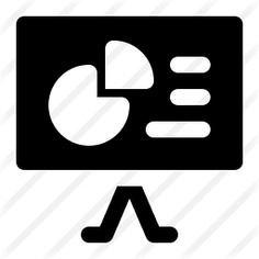 See more icon inspiration related to projection screen, business and finance, whiteboard, projection, educational, pie chart, education, board, statistics, tools, business, screen, tool and school on Flaticon.
