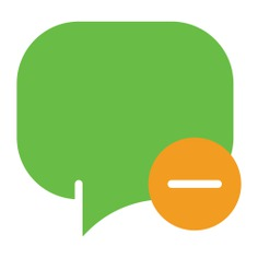 See more icon inspiration related to chat, conversation, message, speech bubble, multimedia, chatting, speech balloon and interface on Flaticon.