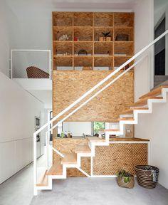 DL House by URBAstudios - InteriorZine #architecture #house #home #decor #interior