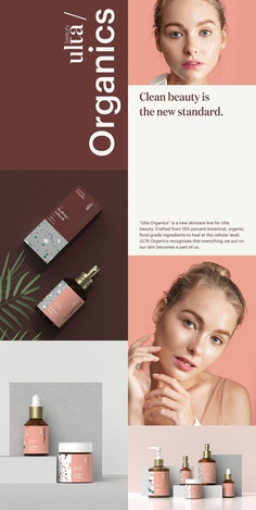 Ulta Organics is a student project developed by designer Yozei Wu over the course of 14 weeks. Ulta Organics was conceived as a hypothetical new skincare line for Ulta beauty. Find more of the most beautiful design on mindsparklemag.com
