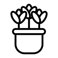 See more icon inspiration related to flower, tulip, garden, botanical, tulips, blossom and nature on Flaticon.