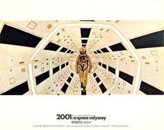 Matt Wrightson's Blog #kubrick #design #desi #space #set #2001 #odyssey #film #movies