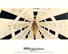 2001: A Space Odyssey lobby card ad