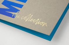 Design Work Life » Mind Design: The Collection Identity #print