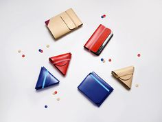 ChiehTingHuang NothingFancy.jpg #leather #wallet