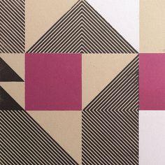 Lines And Shapes Silkscreen #grid #shape #line