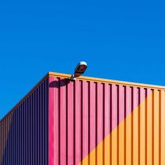 Colorful Boxes: Stunning Compositions of Facades by Andreas Levers