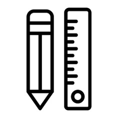 See more icon inspiration related to ruler, pencil, drawing, construction, improvement, home repair and construction and tools on Flaticon.