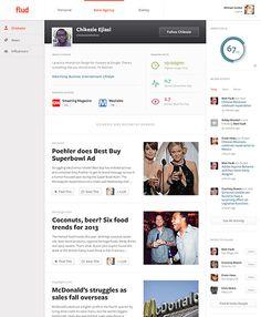 Flud App Branding #web