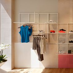 adidas by Stella McCartney store by APA #retail