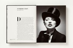 Vanity Fair on Behance #publication
