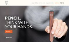 Medium #product #pencil #presentation #web
