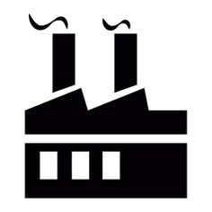 See more icon inspiration related to industry, power plant, industrial, manufacture and buildings on Flaticon.