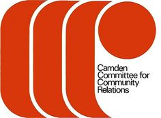 ken garland & associates:graphic design:camden council #logo #logotype #vintage #identity