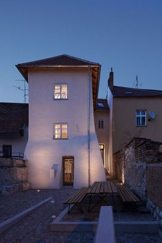16th Century Medieval House Transformed into a Guesthouse