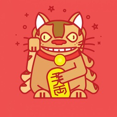 A history of Cartoon Cats | Lucas Jubb Design & Illustration