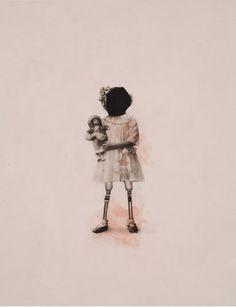 Sophie Jodoin | Portachi #sophie #pink #jodoin #illustration #art