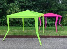 ROTGANZEN #sculpture #tents #colors #rotganzen #art #party