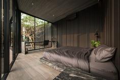 bedroom / Octane Architect & Design
