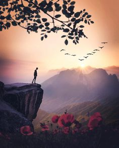 Dreamlike Photo Manipulations by Emma Karlsson