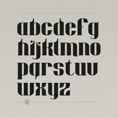 Dockyard Typeface on Typography Served