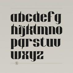 Dockyard Typeface on Typography Served