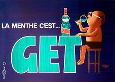 GET 1966 - Savignac - |ポスター|Happy Graphic Gallery ハッピーグラフィックギャラリー #illustration #vintage #poster #savignac