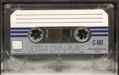 Mr Krum & His Wonderful World Of Bizarre: Blank Cassette Tapes (part 2) #dynamic #tape #cassette #design #retro #ultra #hifi #audio #blank