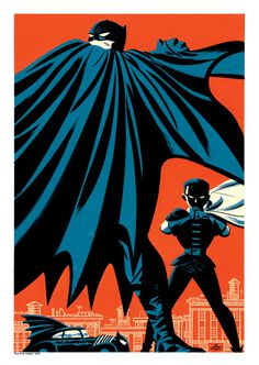 Michael Cho's sketchbook #comics #batman