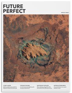 future perfect magazine cover