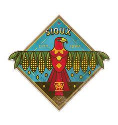 Sioux City BeeTeeth SLC #illustration