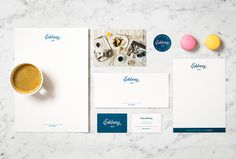Ekberg by Tony Eräpuro and Kuudes Kerros #stationary