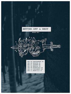 Better Off & Nest • Spring 2013