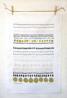 All sizes | dotslinen | Flickr - Photo Sharing! #pattern #print #design #screen #leah #duncan