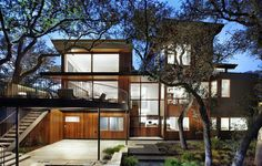 Tree Residence by Miro Rivera Architects