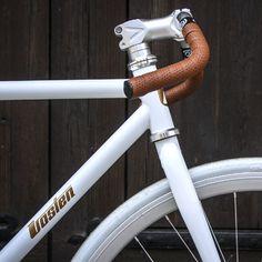 Vosten Bikes #logo #identity #logotype #branding