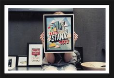 poster #astana #poster #wife