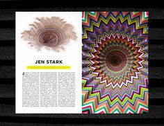 Crafty. on Behance #mag #issue #grids #design #layout #paper #editorial #magazine